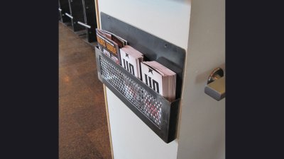 HD Museum - Pamphlet Holder