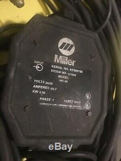 Miller Wc 24 : miller, Miller, Spoolmatic, Piston, Controller, Wc-24, Spool, Welder