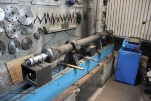 Ремонт та балансування карданних валів