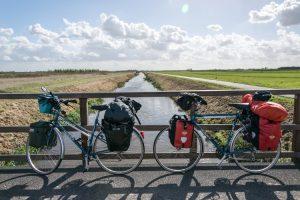 De giant troopers in de Nederlandse polders