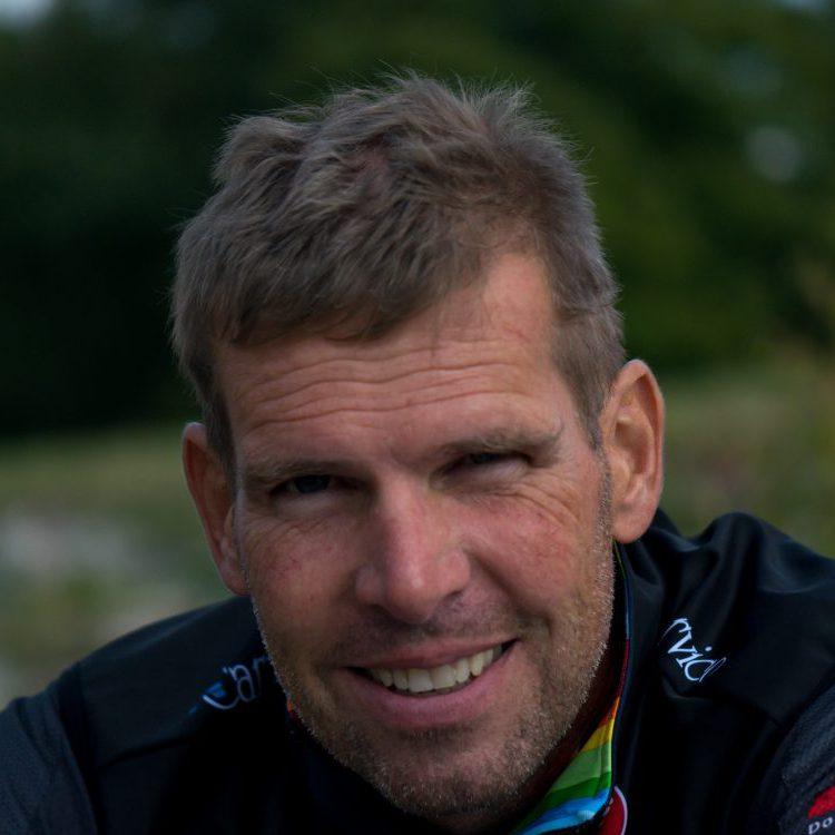 Wim van der Meer fietsfanaat