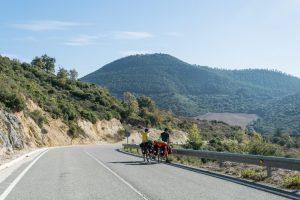 Fietsen in Spanje