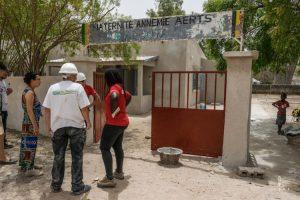 Maternité Annemie Aerts in Senegal