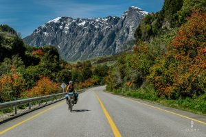 Cycling the Carretera Austral in spring