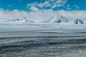 The Southern Ice Cap from Paso del Viento