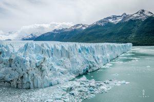 Perito Moreno Glacier balcony view