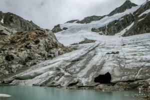 Mooiste wandeling in Ushuaia naar de Glacier Vinciguerra