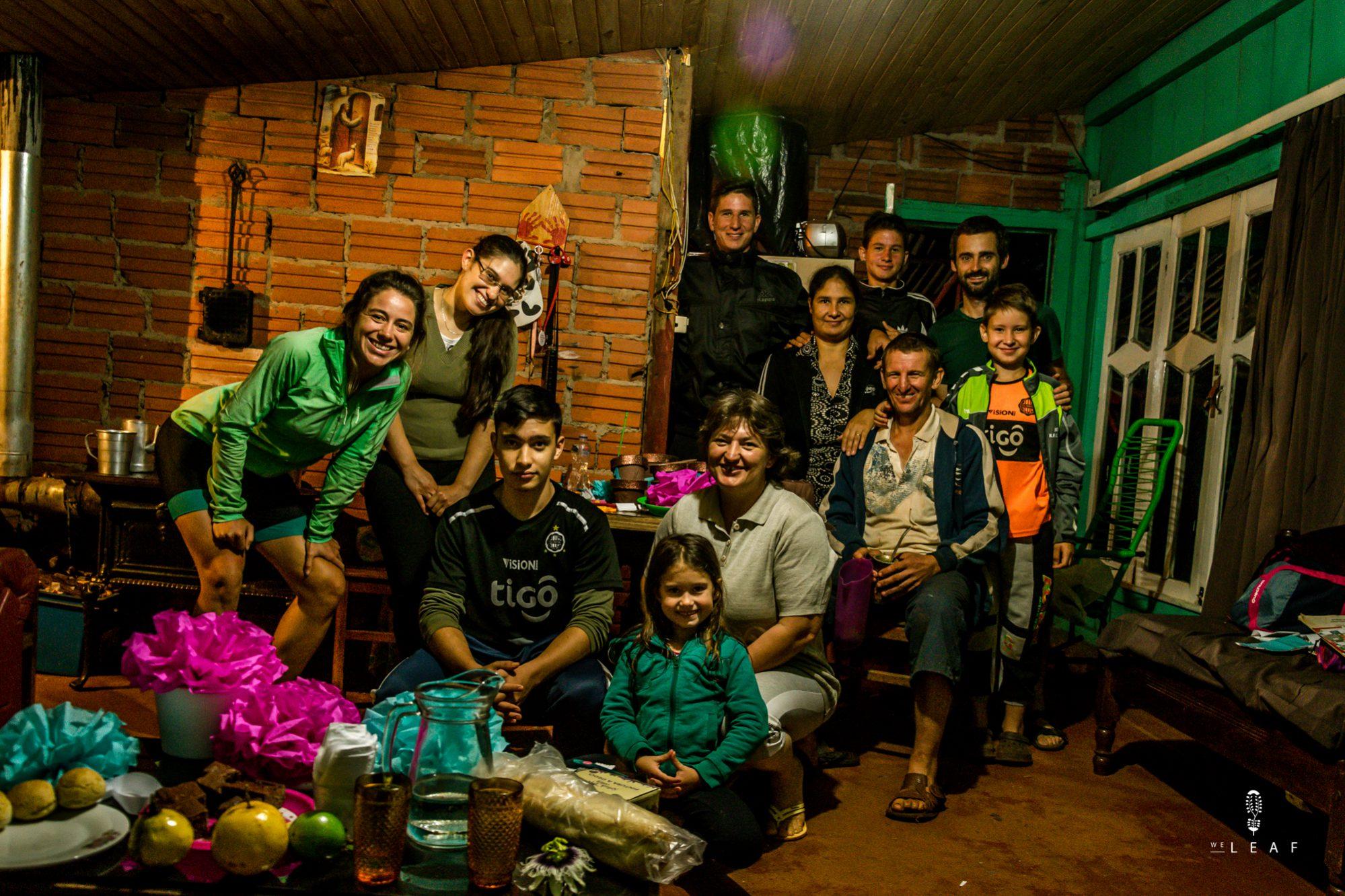 de friskelo's zijn een Belgiche familie in Paraguay