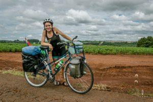 Fietsen in Paraguay