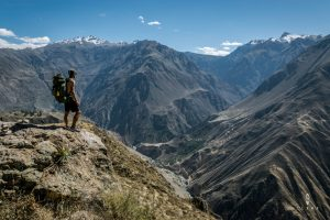 drie daagse hike in de colca canyon