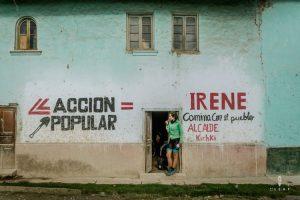 Een groot hart in Peru