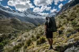 Santa Cruz Hike Peru