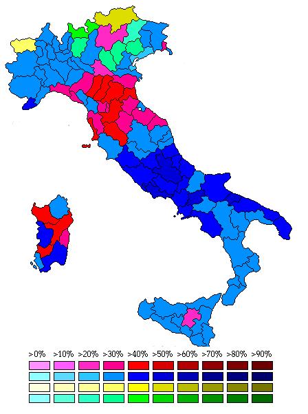 Italy EU 2009