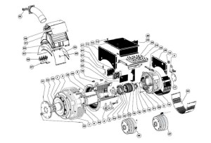 Leroy Somer – LL5014 | Welfare Machinery