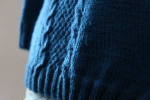 hyannis port pullover // custom fit