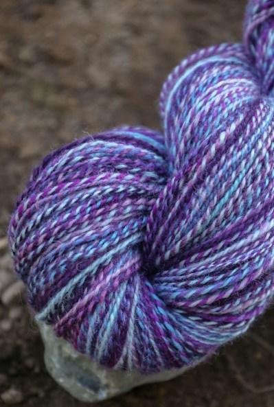 SweetGeorgia Yarns BFL+Silk