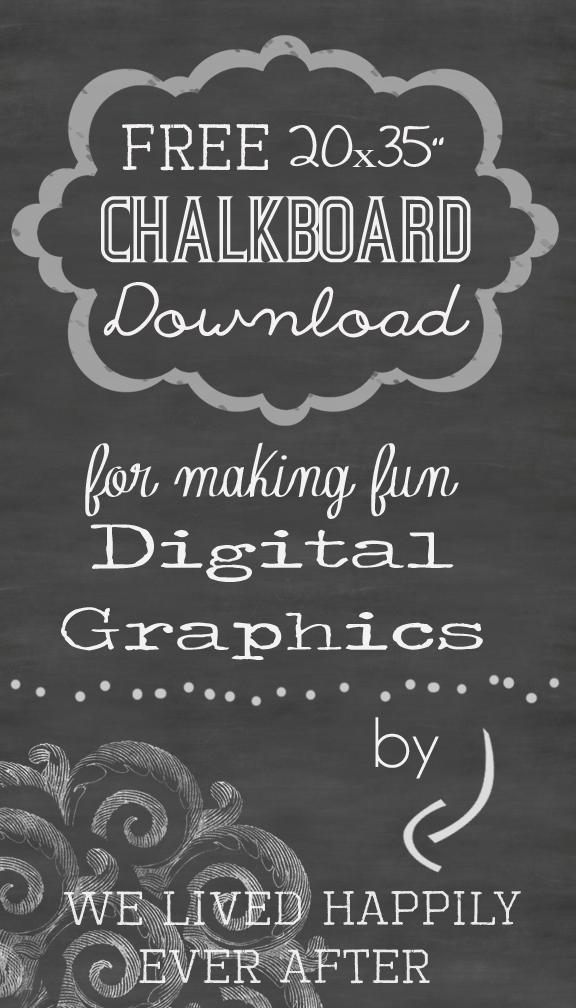 free 20x30 chalkboard background