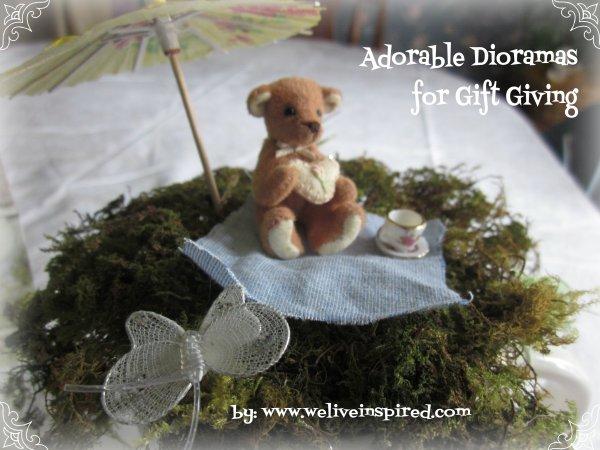 Teddy Bears and Teacups