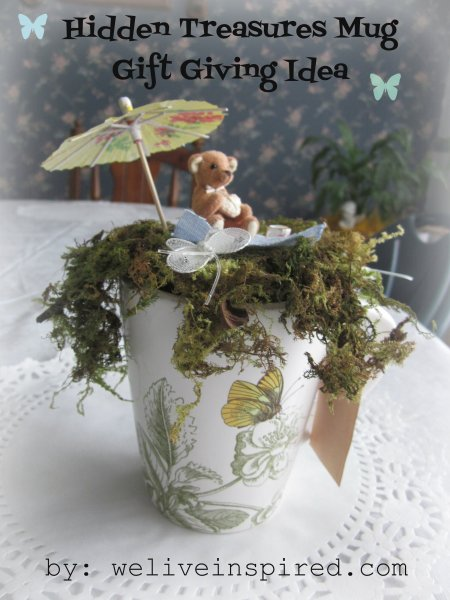 Alternative Uses for Coffee Mugs and Teacups