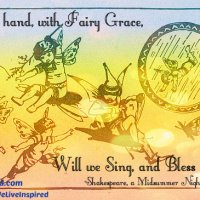 The Fairy Messengers-Inspired Poetry by Rebekah
