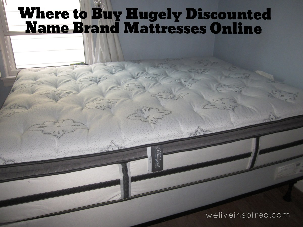 Money Saving Tip of the Week- Where I Got My Awesome Bed for 60% Off