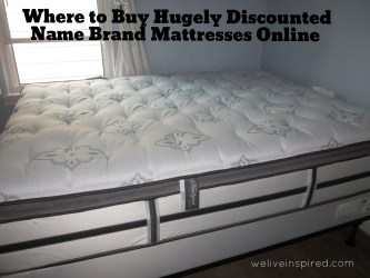 Simmons Beauty Rest Mattress