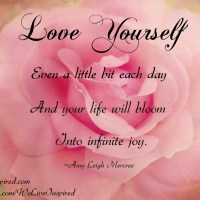 Loving YOU: Are You as Good to Yourself as You are to Others?