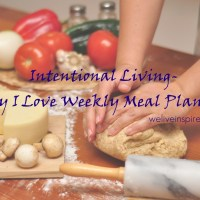 Tip of the Week - How I Make A Weekly Meal Plan