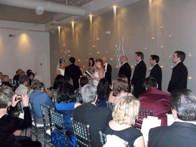 Wedding of Julie Hovis  Carlos Diaz