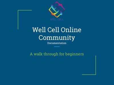 EN - Well Cell - Community Documentation - Basic