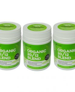 Organic 2012 Blend Pack of 3