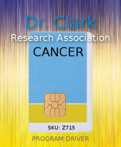 Cancer Driver Card