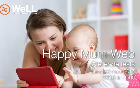 Atelier de tests Happy Mum Web 2