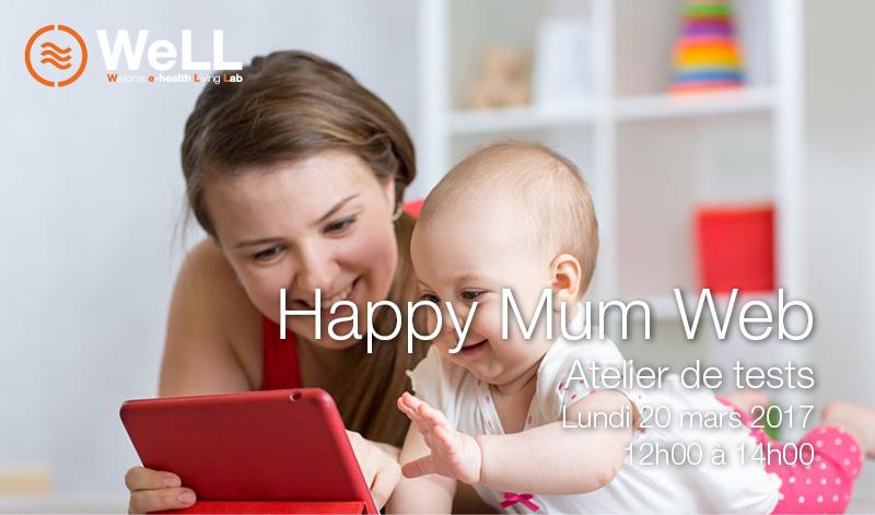 Atelier de tests Happy Mum Web 2