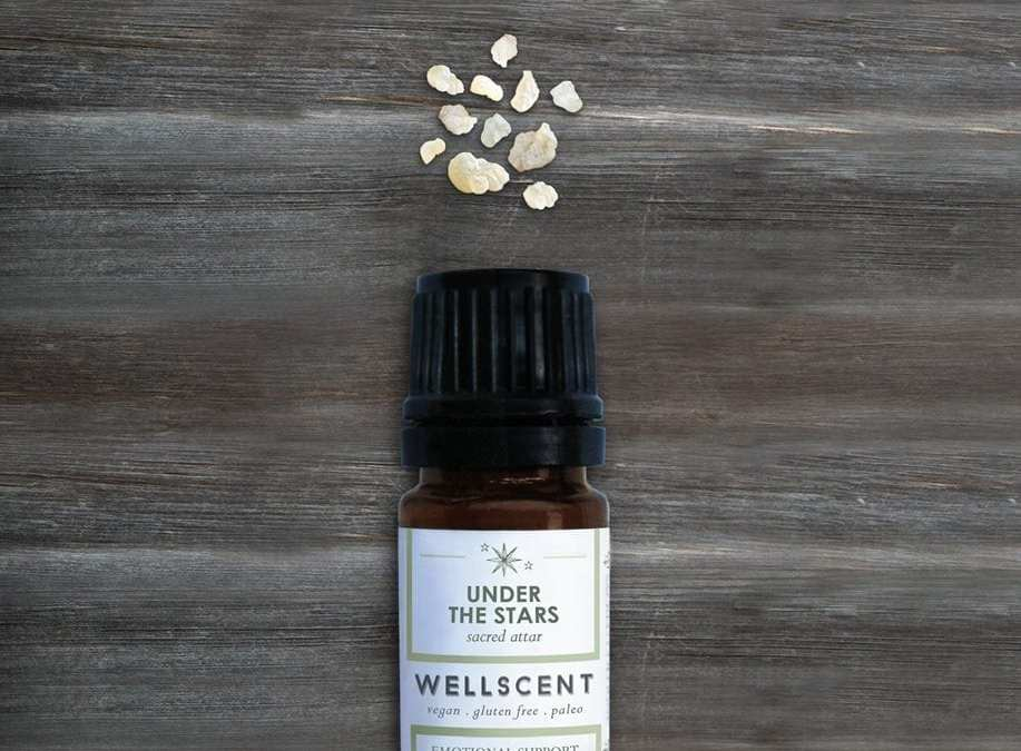 Introducing a New Aromatherapy Blend: Under The Stars