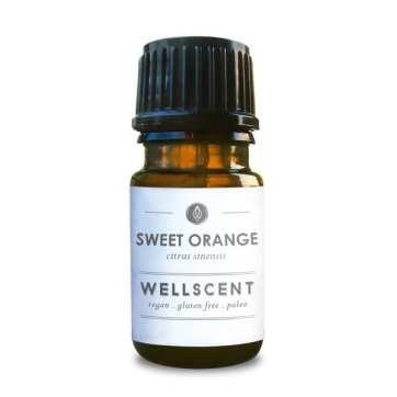 sweet orange single oils