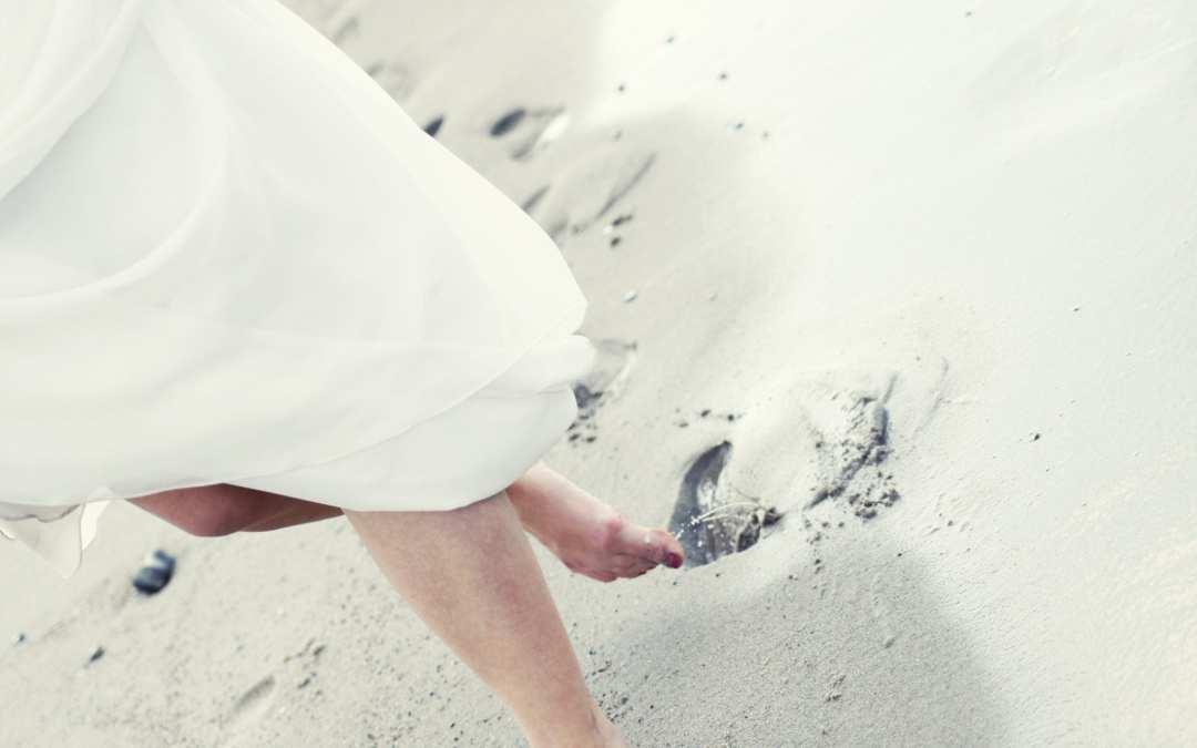 Healing Through the Feet Chakra