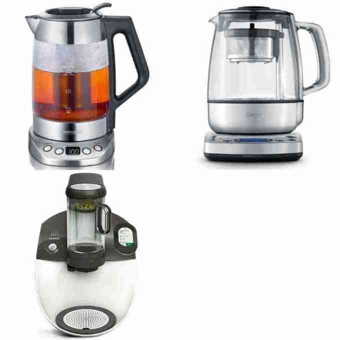 Testsieger und sehr gut im Test: Teekocher / Teebereiter
