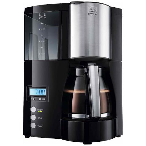 """""""gut"""" im Test von ETM Testmagazin 09/2013: Kaffeemaschine Melitta 100801 Optima Timer"""