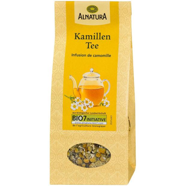 sehr gut im Test von Öko-Test 11/2014: Alnatura Kamillen Tee