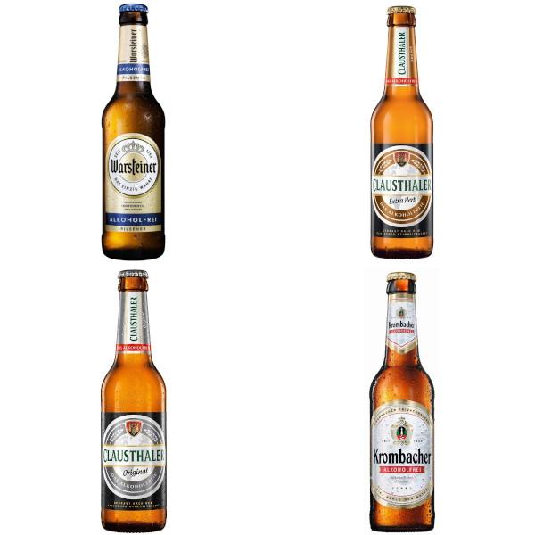 Gut im Test von Stiftung Warentest 6/2018: Alkoholfreies Bier