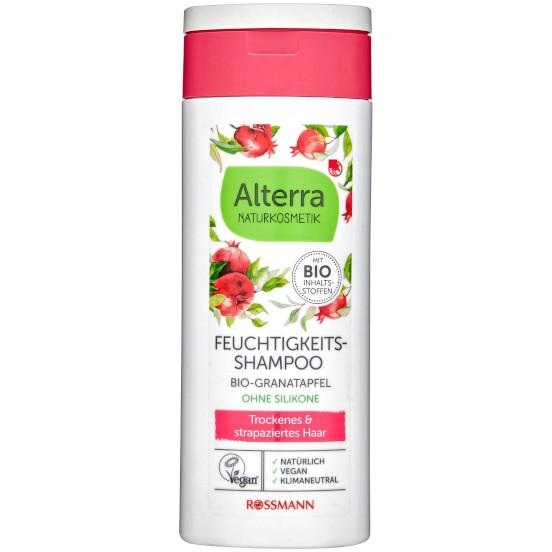 Alterra Naturkosmetik Feuchtigkeits-Shampoo (Rossmann)