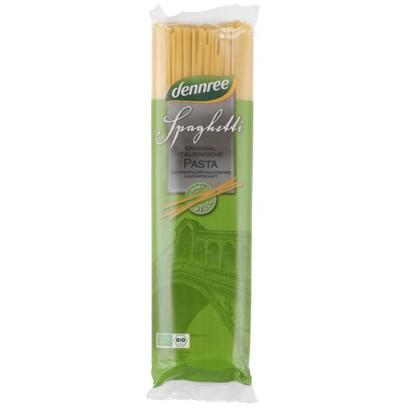 sehr gut im Test von Öko-Test 02/2021: Dennree Hartweizen-Spaghetti