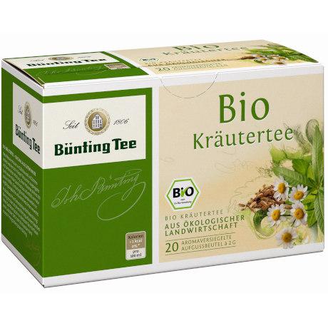 Testsieger und sehr gut im Test von Öko-Test 09/2021: Bünting Tee Bio Kräutertee