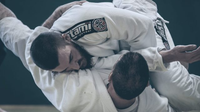 two brazilian fighters doing jiu jitsu competing | types of martial arts | different types of martial arts