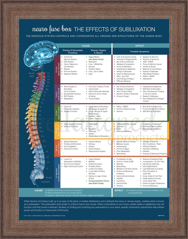 Neuro Fuse Poster - Aligned Products