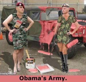 Obama's Army