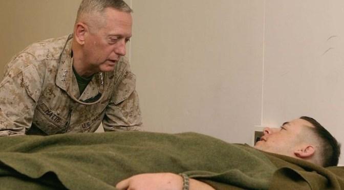 Gen. Mattis, the Marine