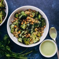 The Vegan Power Bowl