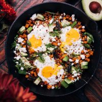 Fall Harvest Breakfast Skillet
